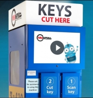 My Key Machine