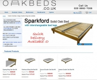 Oakbeds.co.uk