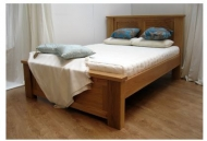 Quality handmade hardwood beds manufactured in Glasgow