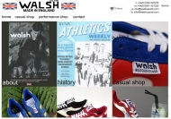 Norman Walsh Athletic Footwear