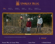 Unruly Blue